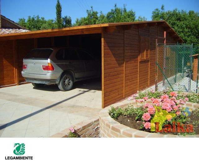Laika progettazione produzione e vendita di canili box for Quattro piani di garage per auto