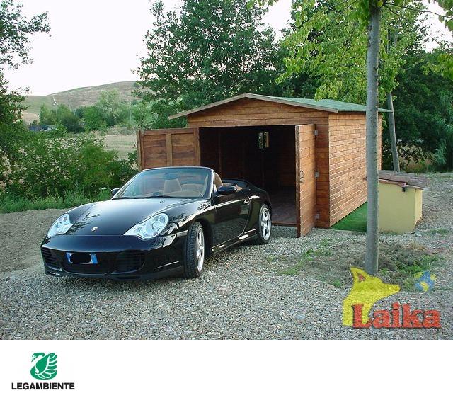 Laika progettazione produzione e vendita di canili box for Progettazione di garage per auto